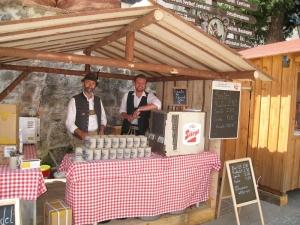 Trachtig - kulinarisch am Wolfgangsee